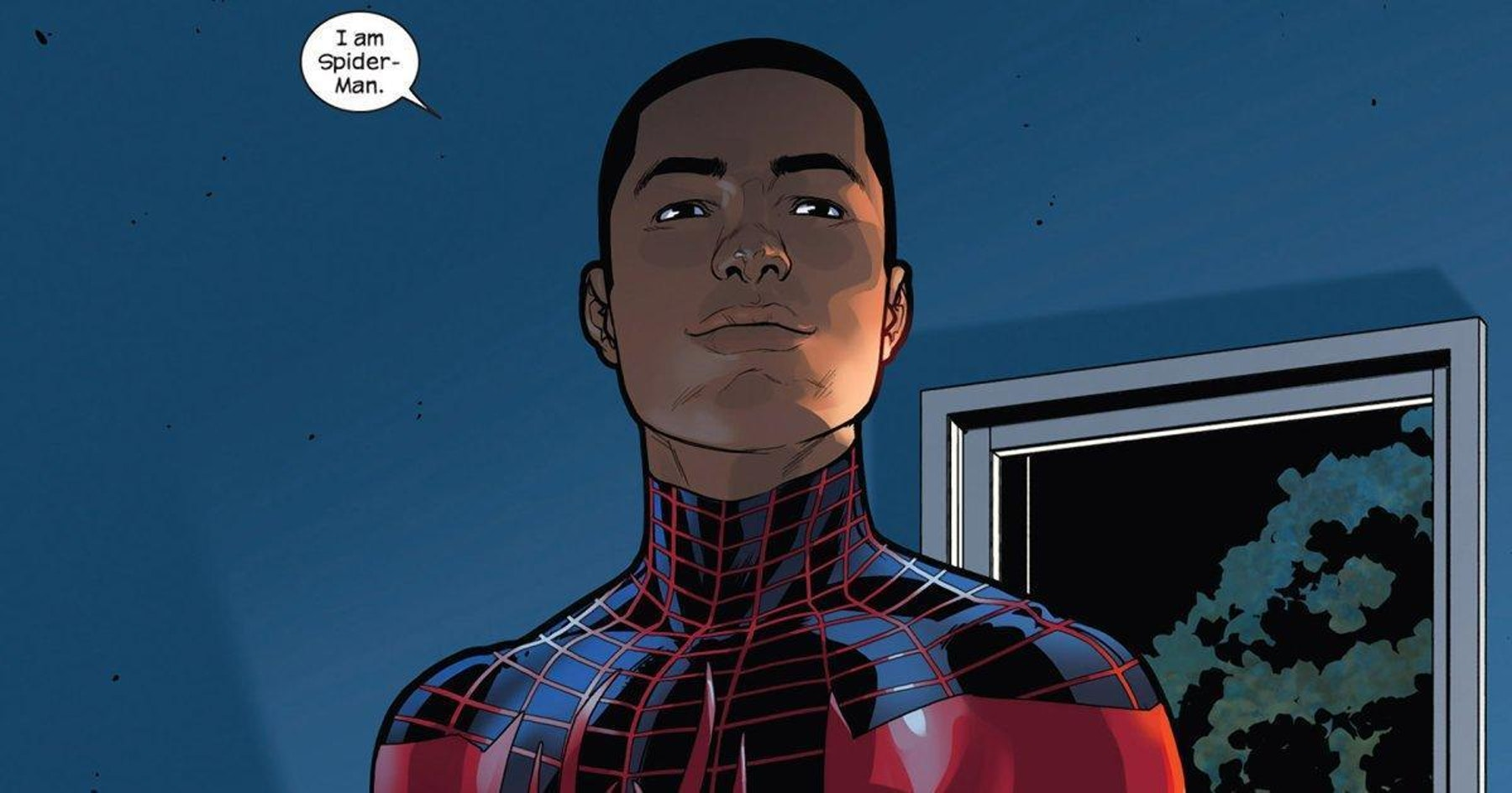 Miles Morales claims his spot as Spider-Man