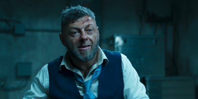 Andy Serkis Black Panther Klaue