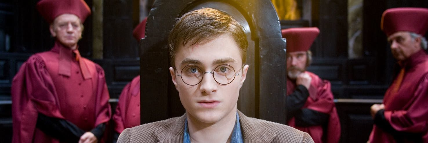 New Harry Potter theory posits Harry on roids