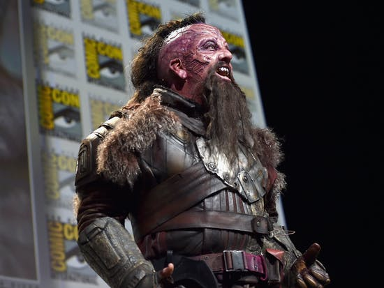 The Official, Untold Backstory of a New 'Guardians' Villain