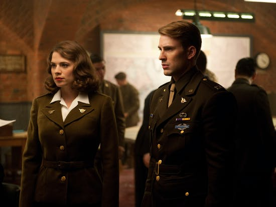 How Marvel Mapped Agent Carter's Life on top of Steve's Life