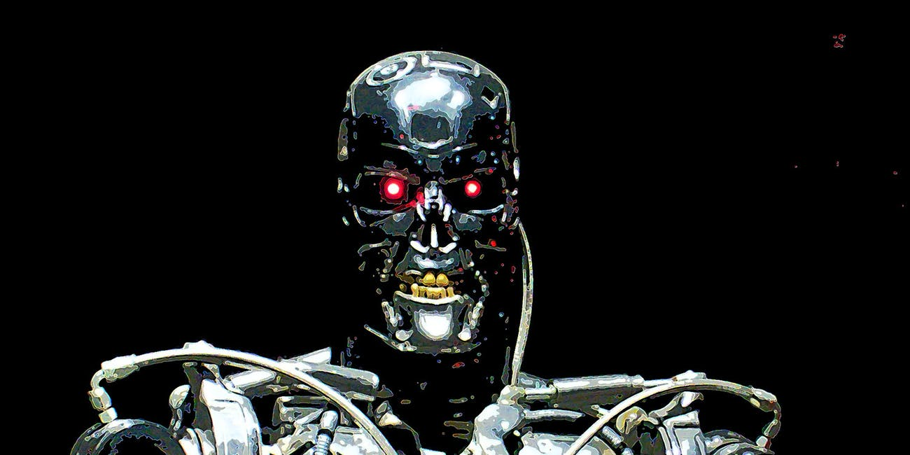 Elon Musk Says DARPA A I  Hacking Challenge Will Lead to Skynet