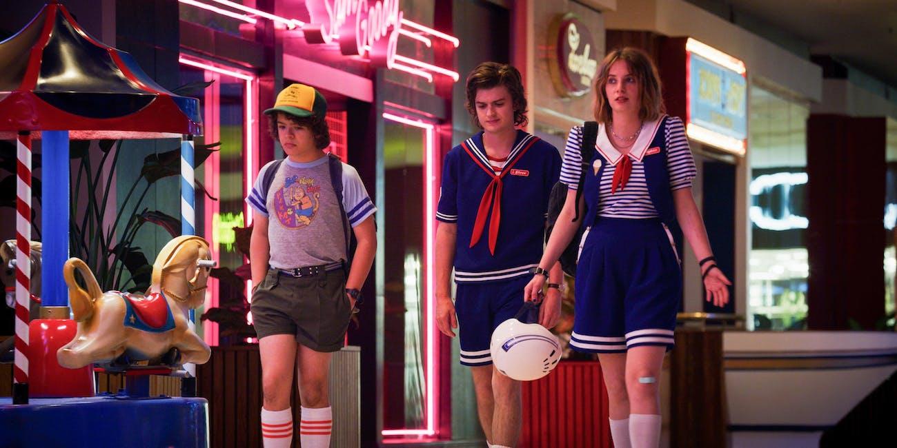 Starcourt Mall, the true star of 'Stranger Things' Season 3.