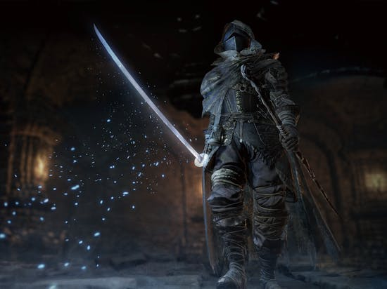 How to Start 'Ashes of Ariandel' in 'Dark Souls 3'