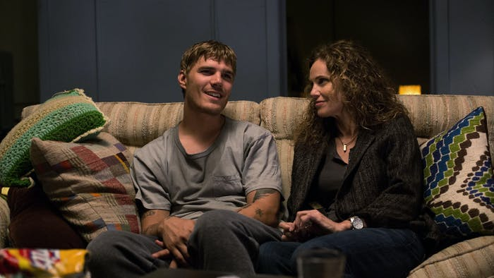 """Laurie an Tommy in """"The Leftovers'"""