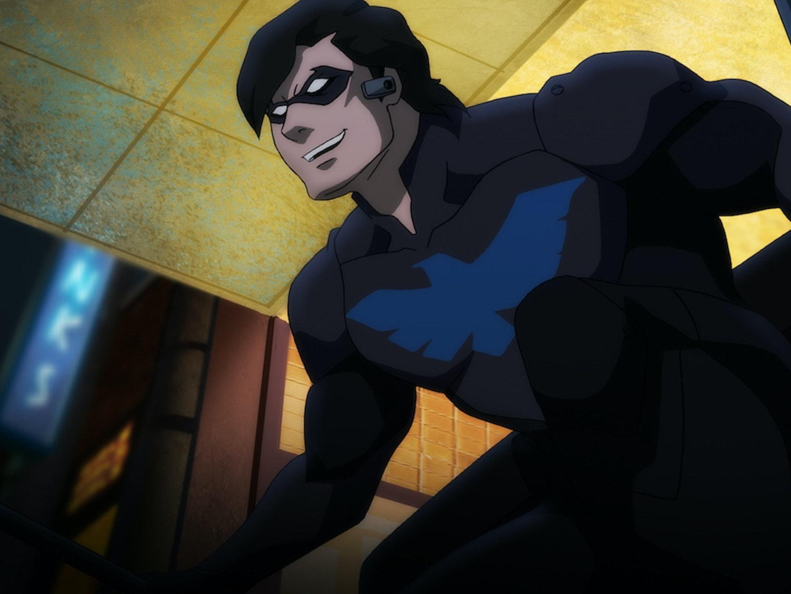 'Batman: Bad Blood' Director Jay Oliva Talks Shop on Future of DC Animation
