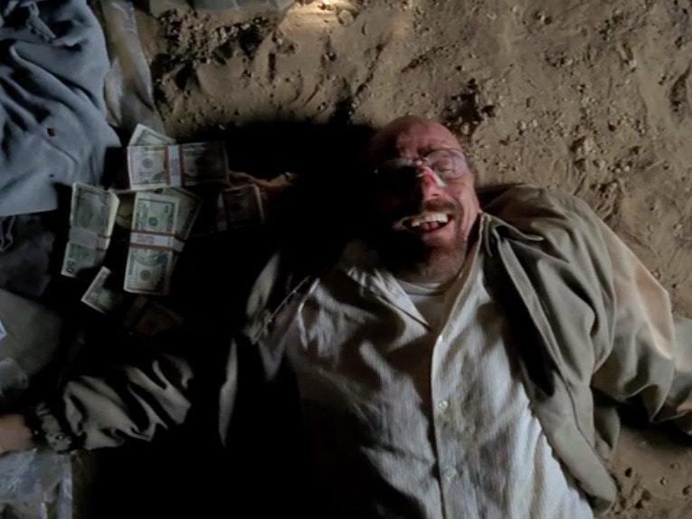 "All of 'Breaking Bad' Boils Down to the Final Shot of ""Crawl Space"" 