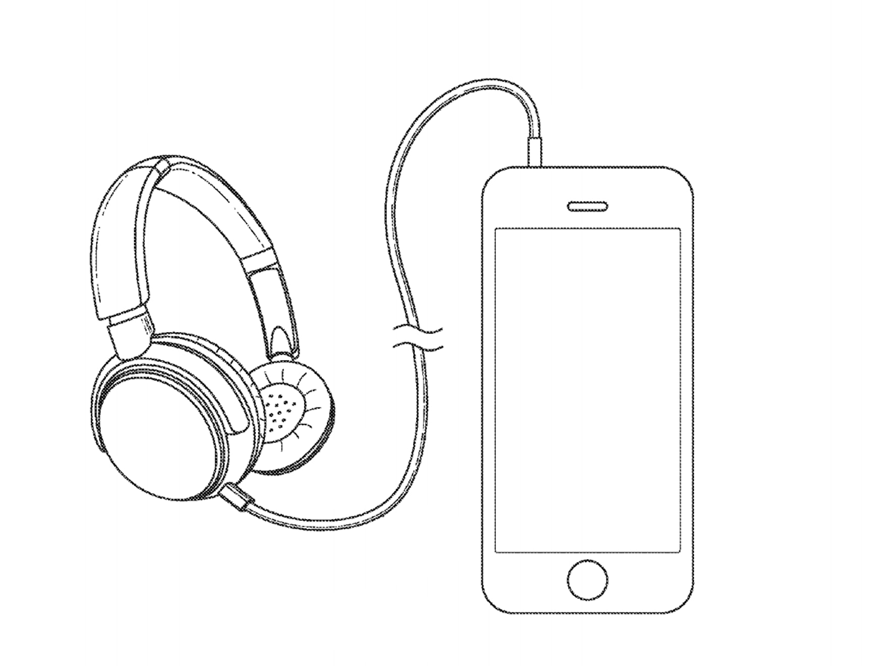 Apple Patent Shows How Much Better an iPhone Without a Headphone Jack May Be