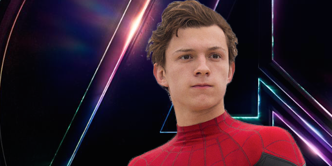 """infinity war' poster """"leaked"""" by spider-man actor tom holland 
