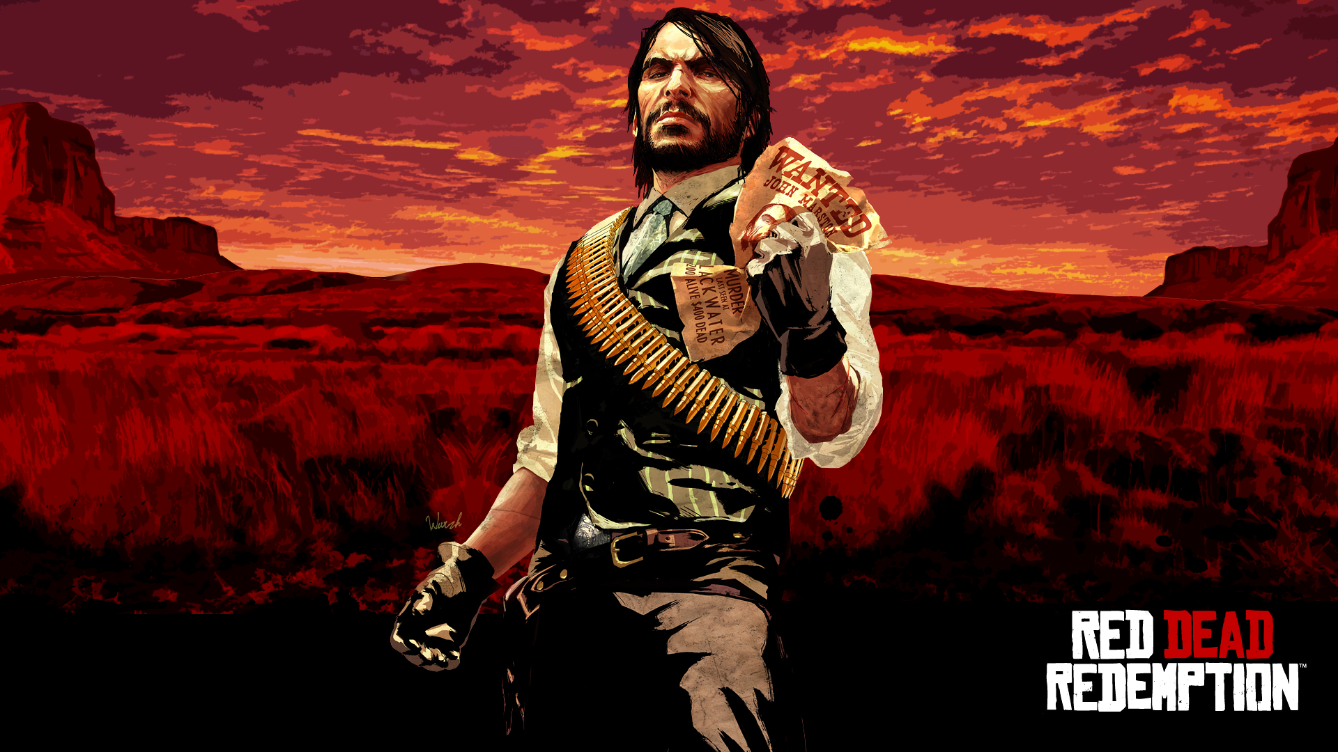 Red Dead Redemption Plays Host To Video Games Most