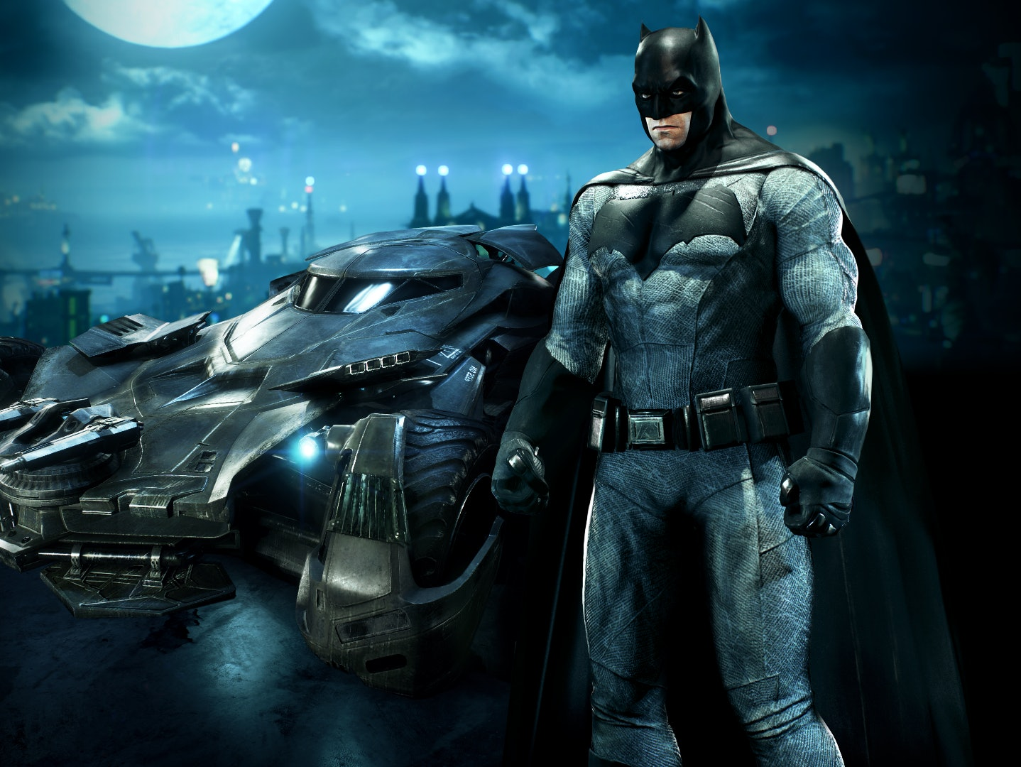 'Batman: Arkham Knight' DLC Has Affleck and Bale, Skips Clooney and Kilmer