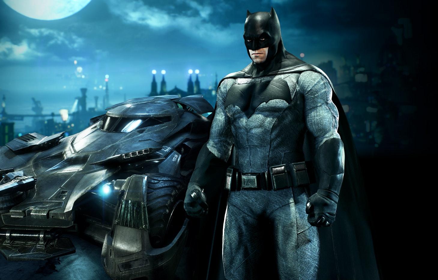 'Batman: Arkham Knight' DLC Has Affleck and Bale, Skips Clooney and Kilmer