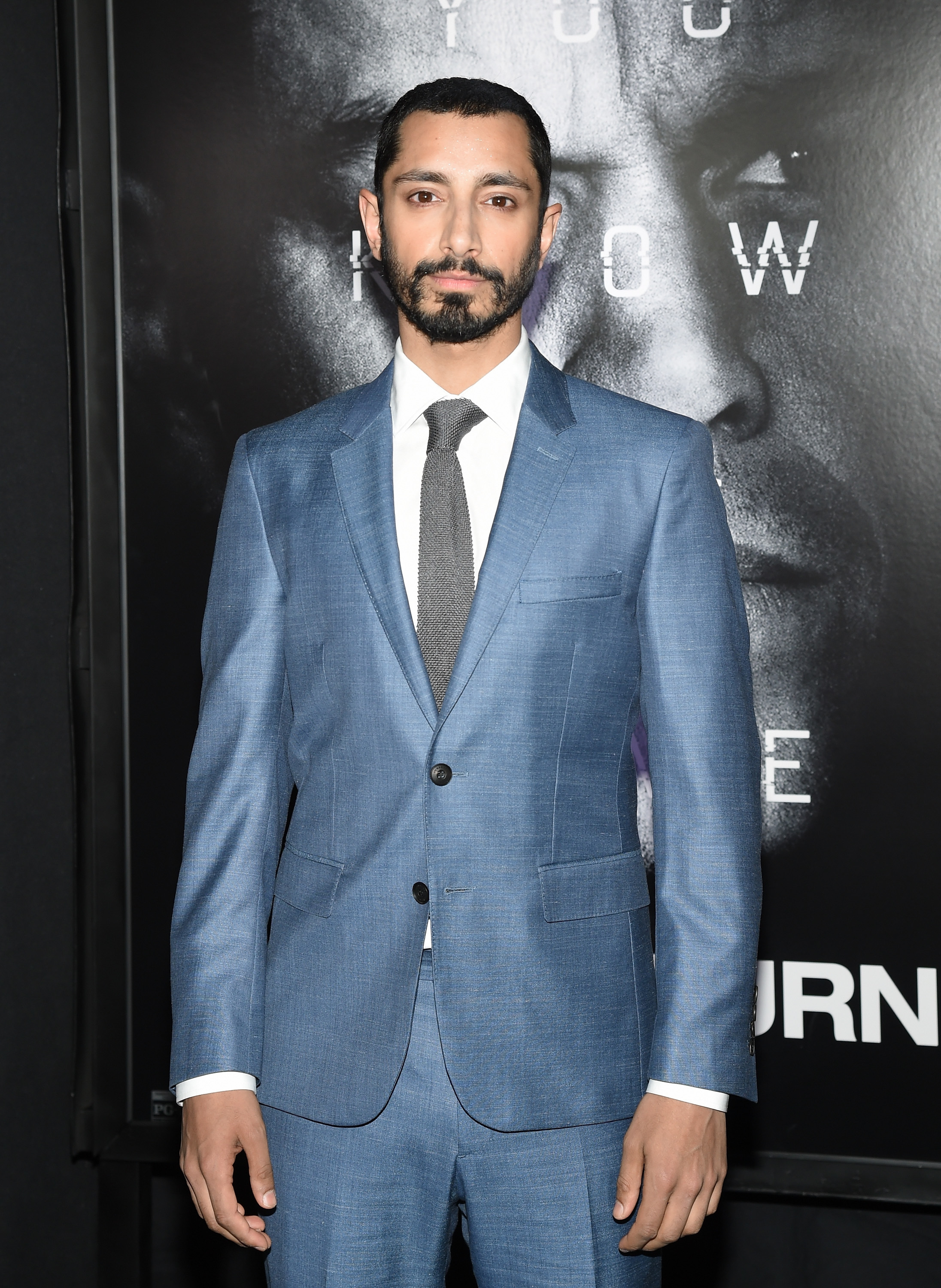 LAS VEGAS, NV - JULY 18:  Actor/rapper Riz Ahmed attends the premiere of Universal Pictures' 'Jason Bourne' at The Colosseum at Caesars Palace on July 18, 2016 in Las Vegas, Nevada.  (Photo by Ethan Miller/Getty Images)