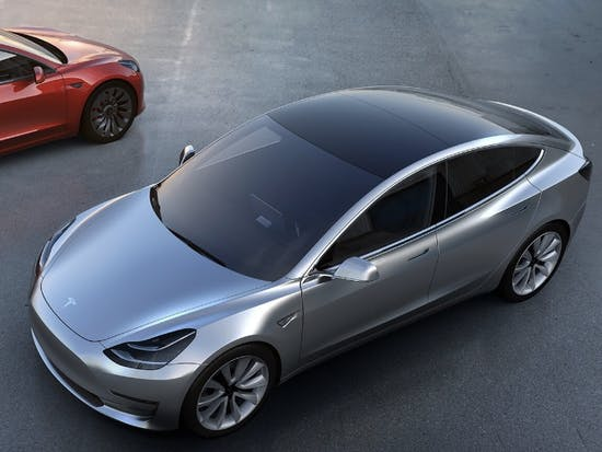 Tesla Model 3 Reservation Holders Think They've Found a Way to Track Their Spot in Line