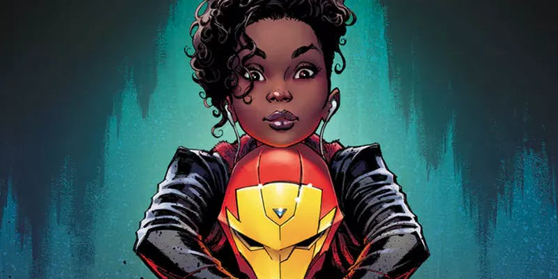 New Iron Man Riri Williams Is Smarter Than Tony Stark