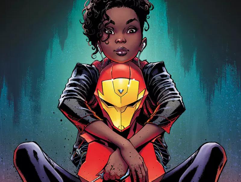 New Iron Man Riri Williams Is Smarter Than Tony Stark