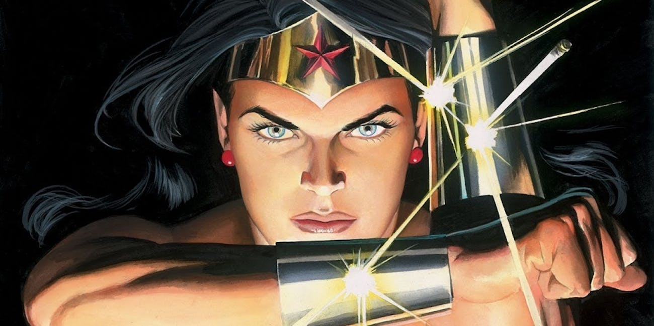 Diana Prince is Wonder Woman.