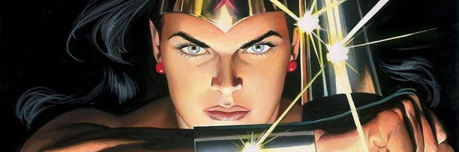 Diana Prince is Wonder Woman.