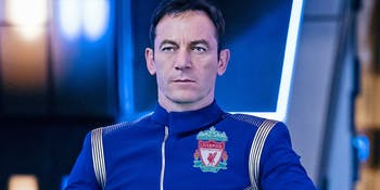 Jason Isaacs loves Liverpool Football