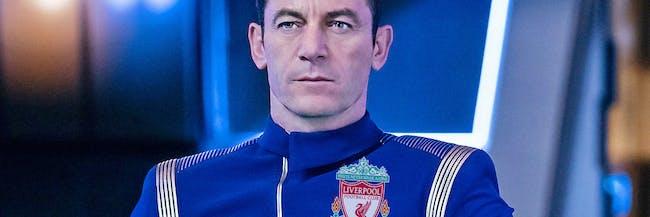 Jason Isaacs loves Liverpool Football