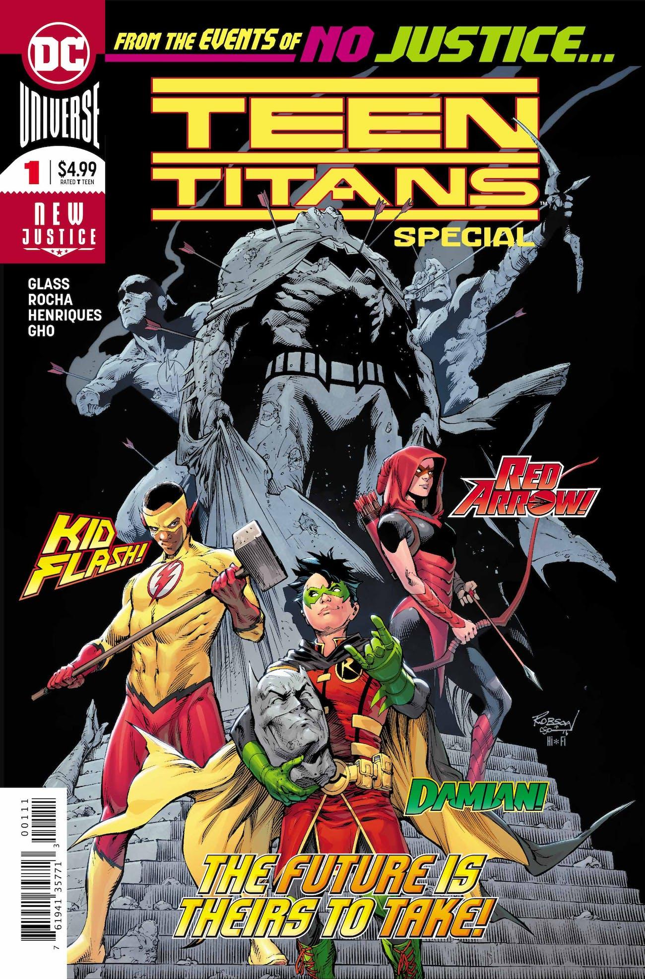 Teen Titans Special DC