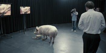 "'The National Anthem"" episode of 'Black Mirror'"