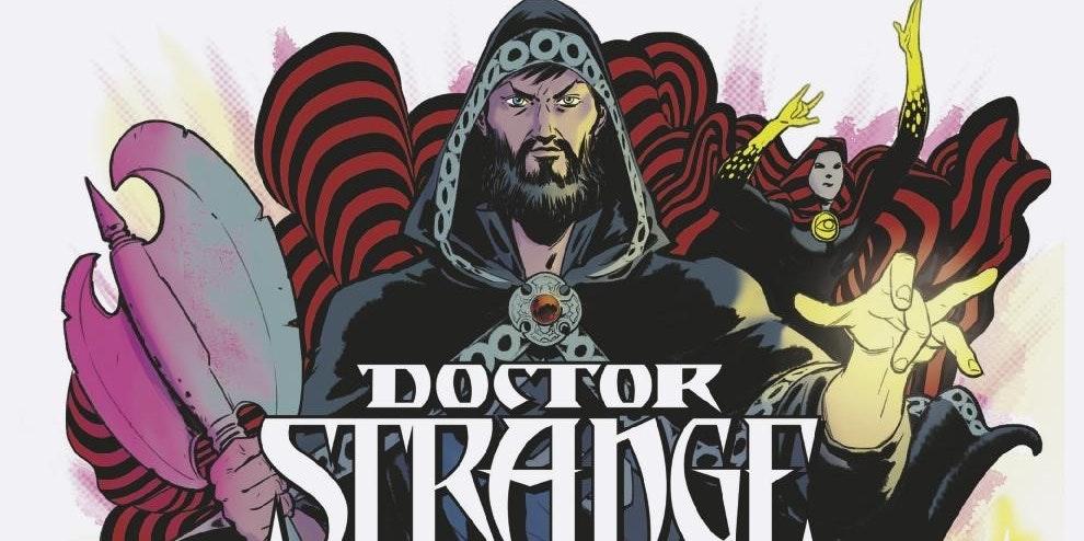 Cover for Marvel' Doctor Strange and the Sorcerer Supremes