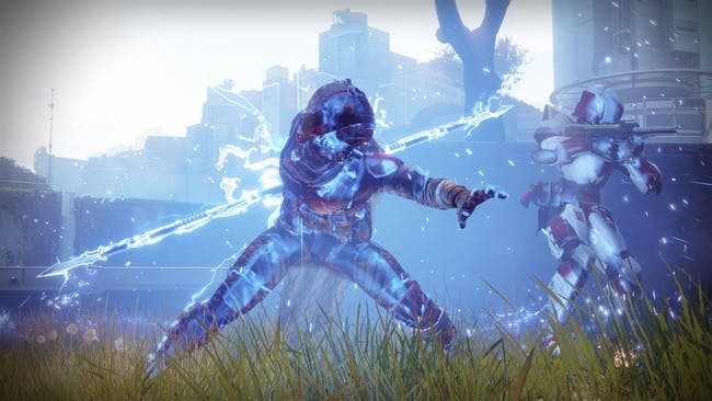 The new Hunter subclass, Arcstrider, is the spiritual successor to Bladedancer.