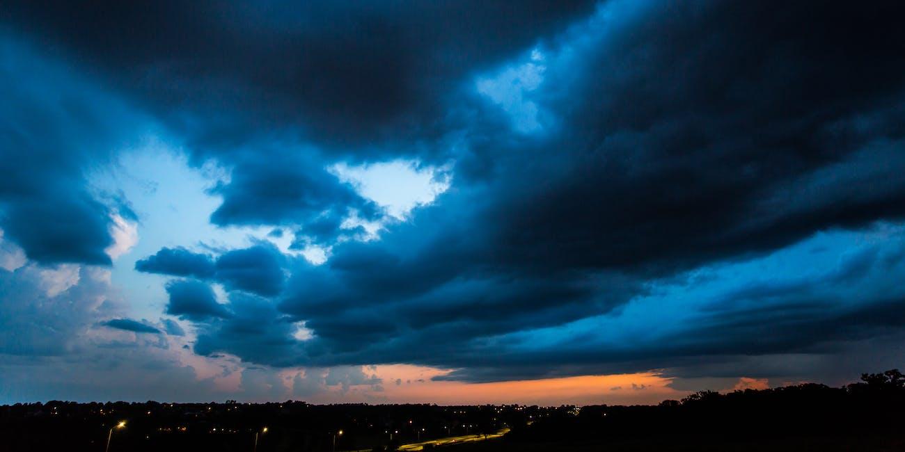 clouds photo depression new developments