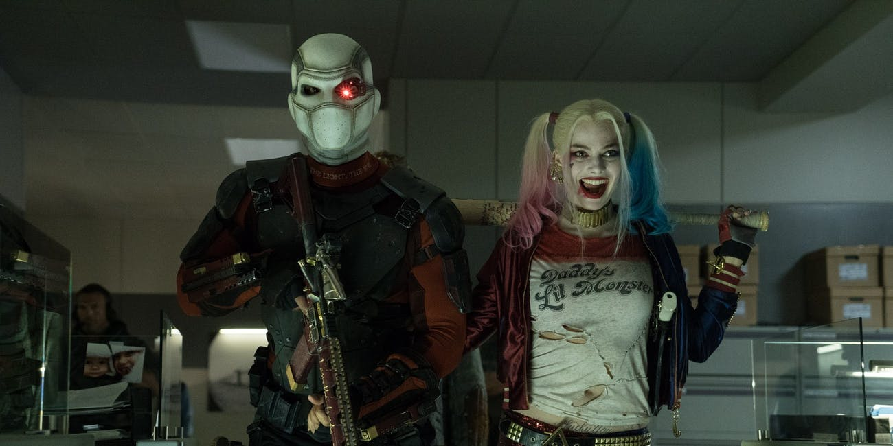 Deadshot Harley Quinn Suicide Squad
