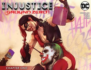 Injustice Ground Zero Harley Quinn