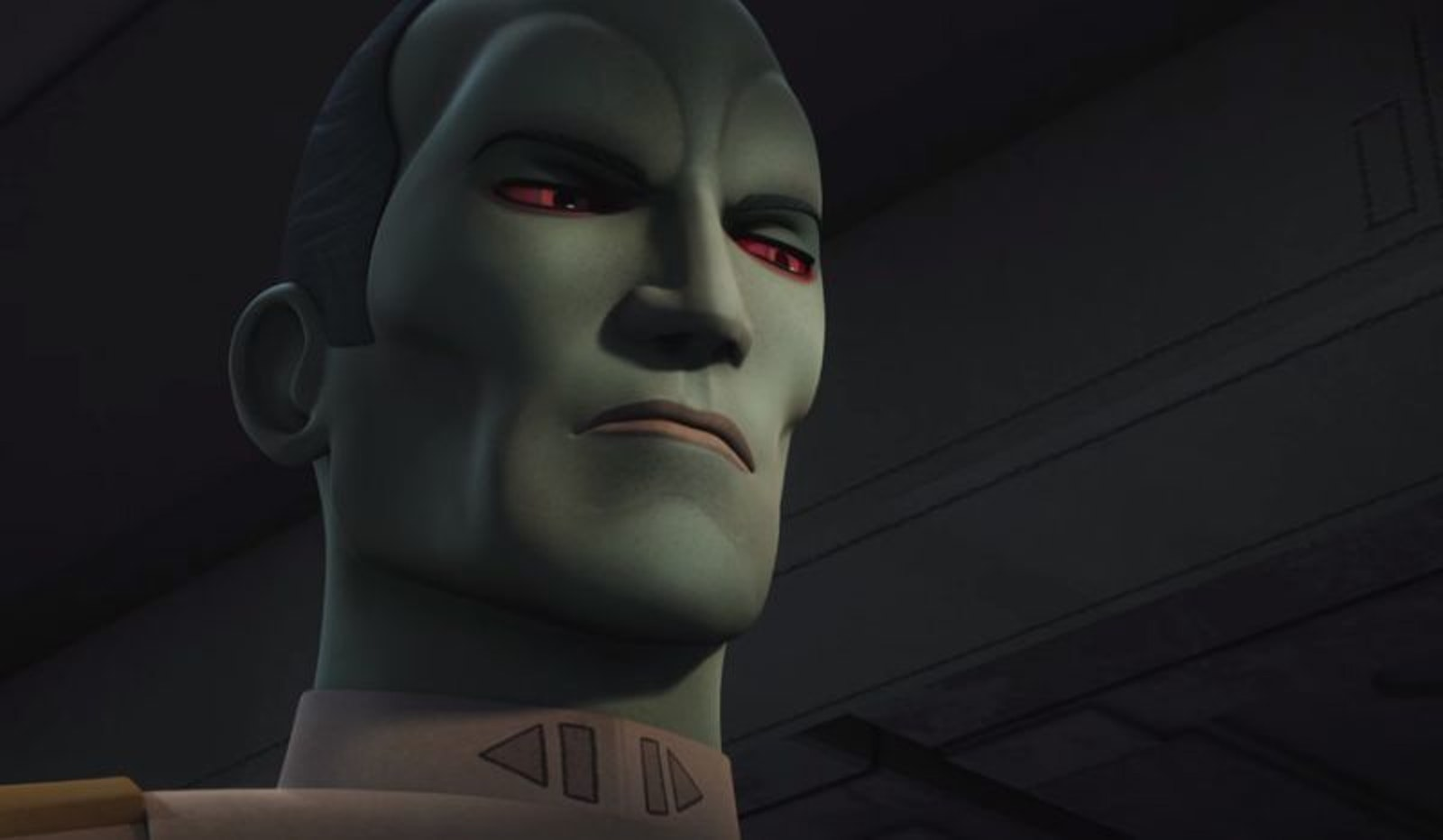 Thrawn on Star Wars REbels