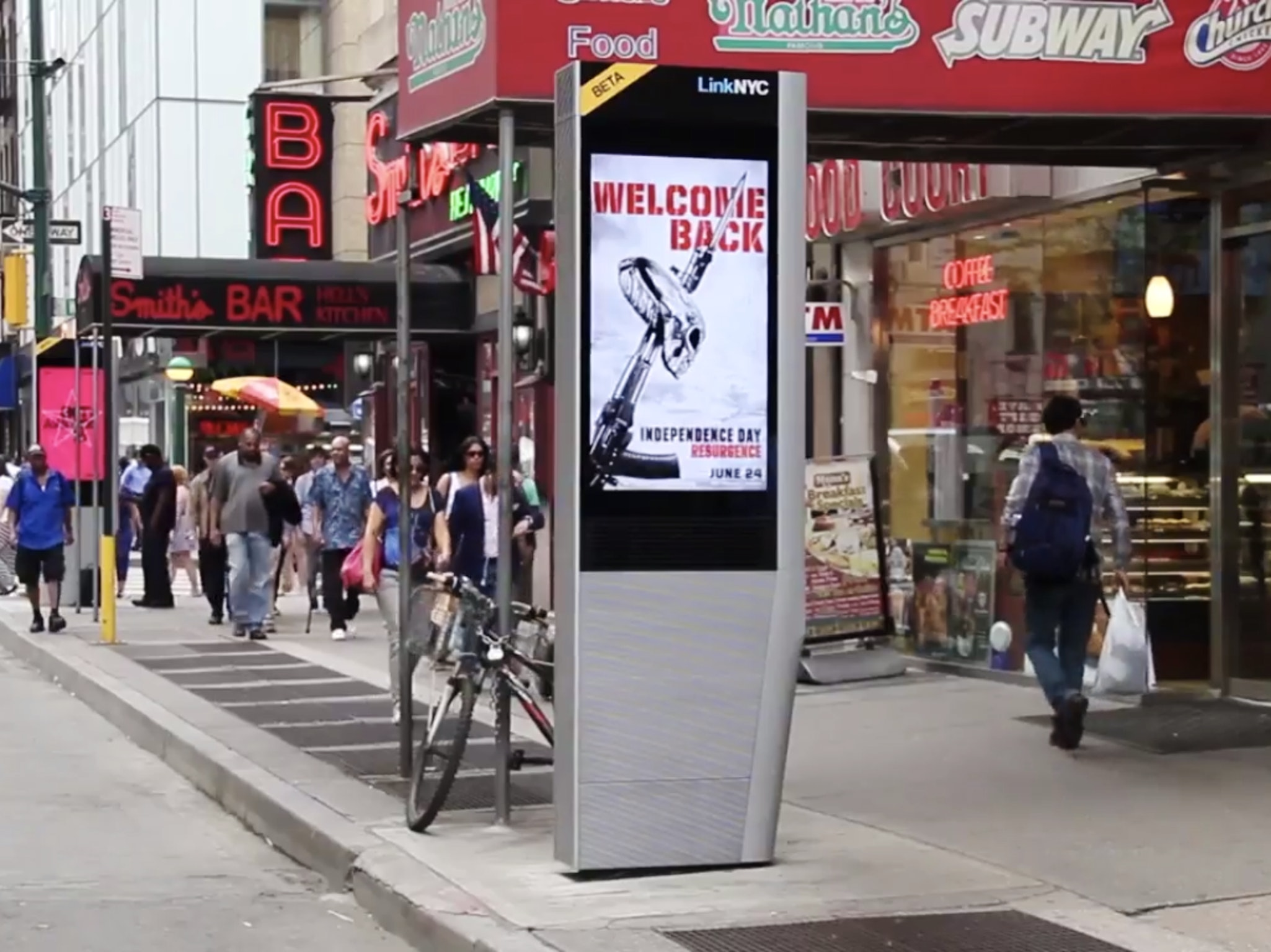 Could Public Wifi Like LinkNYC Replace Your Data Plan?