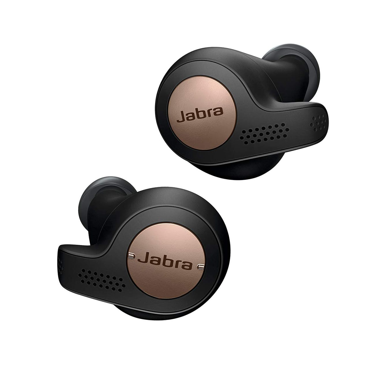 Jabra Elite 65t Alexa Enabled True Wireless Earbuds Charging Case  – Titanium Black