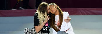 Ariana Grande, Manchester Bombing, One Love Manchester, Benefit Concert, Charity, Red Cross, Miley Cyrus, Coldplay, Justin Bieber, Liam Gallagher, Katy Perry, Music
