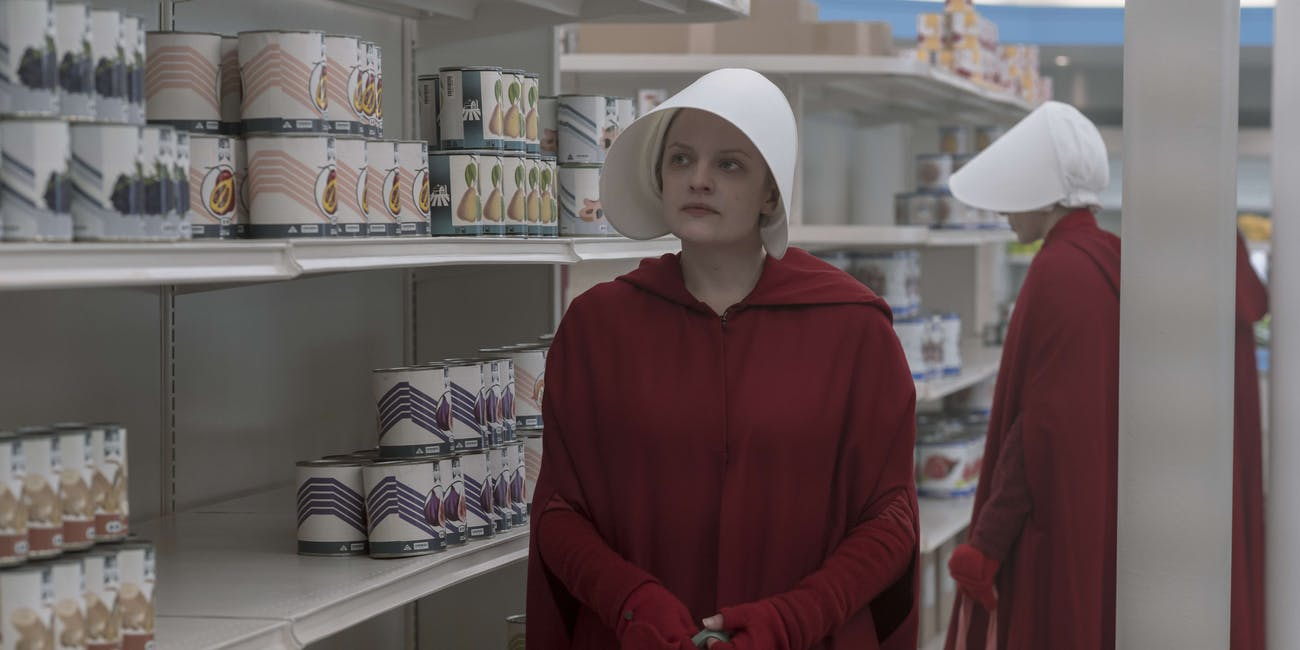 the handmaid's tale season 3 june grocery