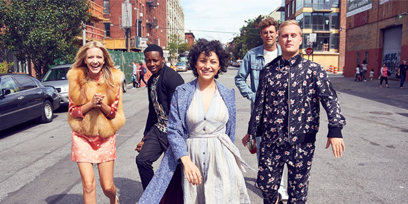 Search Party's Pop-up Shop in Williamsburg Was Scary Spot-On