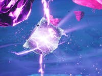 'Fortnite' Butterfly Event Purple Cube Kevin