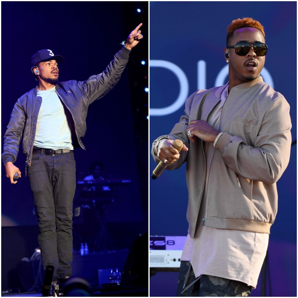 Chance the Rapper, Jeremih 'Merry Christmas Lil' Mama': Download and streaming options