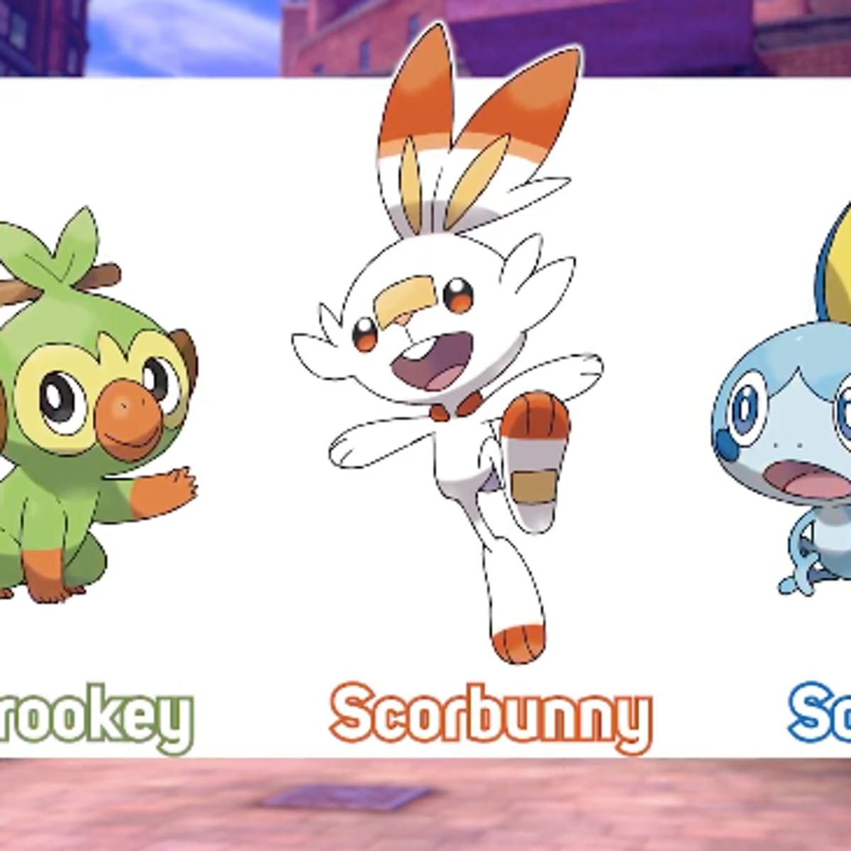 'Pokémon Sword and Shield' starter evolutions leak made me rethink my pick