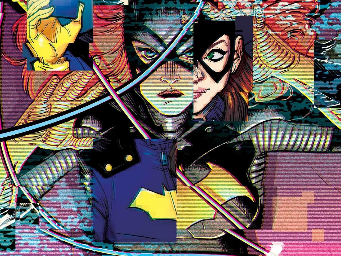 Batgirl's Apperance in the 'Harley Quinn' Movie Could Solve Film's Internet Problem