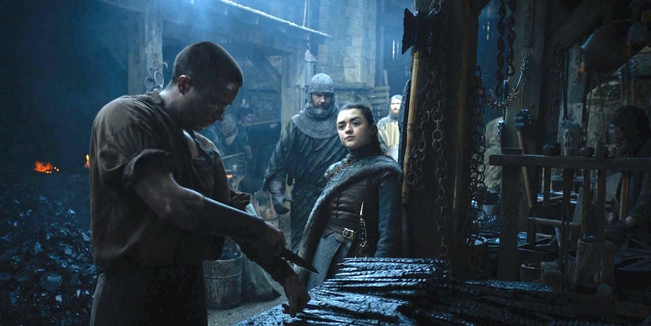 game of thrones gendry theory azor ahai
