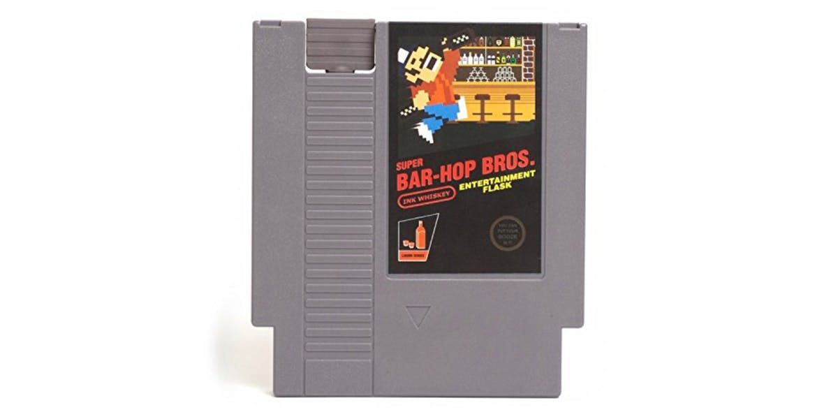NES flask
