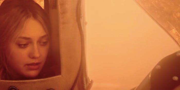 Dakota Fanning in 'Please Stand By'