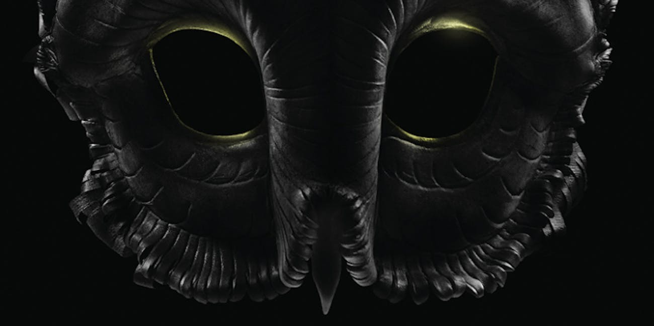 Teaser art for the Court of Owls in Gotham