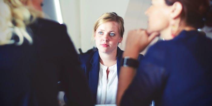 Study explores why women pursue certain jobs.