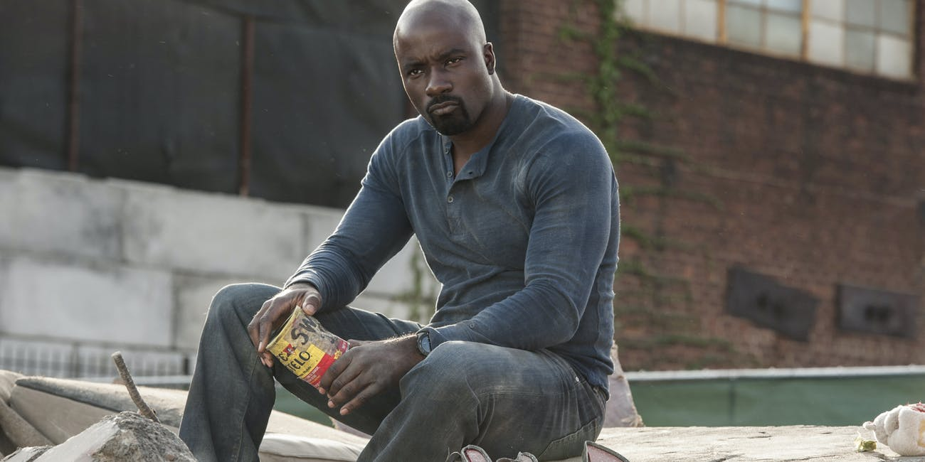 The Defenders Luke Cage