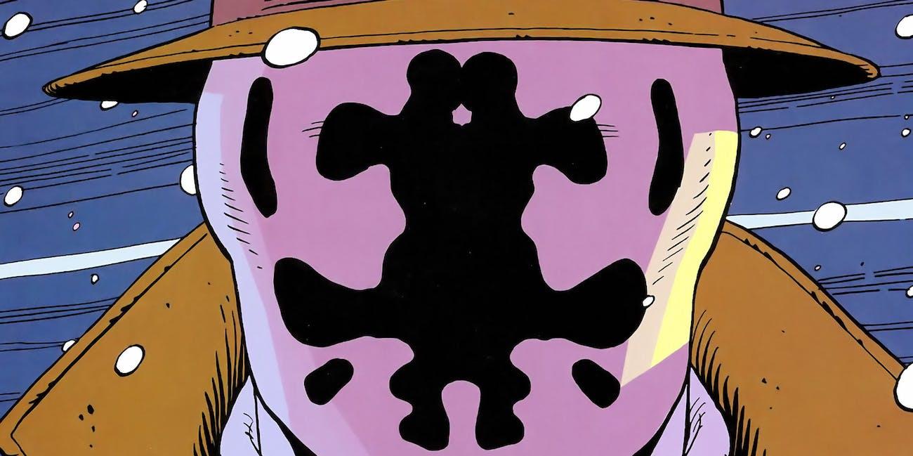 Rorschach Watchmen