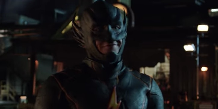 The Rival takes on Barry in 'The Flash'