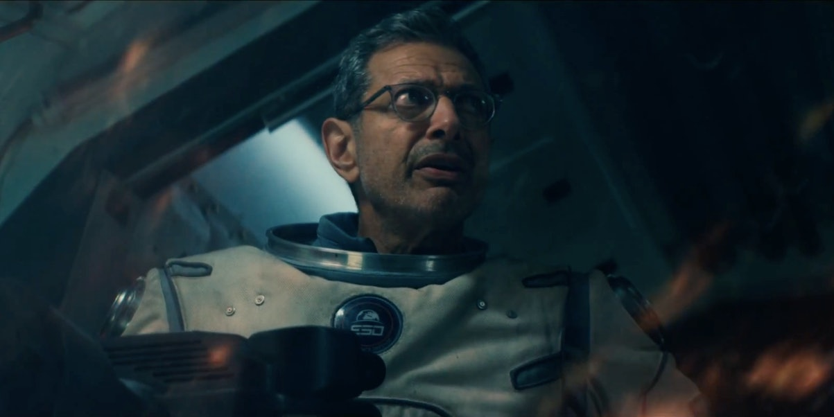 Latest 'Independence Day: Resurgence' Trailer Has Jeff Goldblum Screwing Up